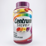 Centrum Silver, Women 50+ Multivitamin Multimineral Supplement, 200 Tablets