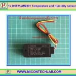 1x DHT21/AM2301 Temperature and Humidity sensor