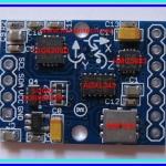 1x IMU 10DOF L3G4200D + ADXL345 + HMC5883L + BMP085 Sensor Module