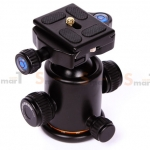 PH04 Professional SLR camera ball head 12 Kg.