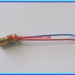 1x Laser diode module (3Vdc 650nm 5mW) laser pointer module