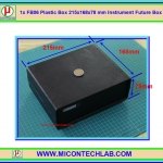 1x FB06 Plastic Box 215x168x78 mm Instrument Future Box