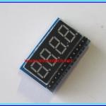 1x 7's Segment 4-digit 0.36 inch Common Anode module