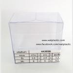 กล่องสบู่-ทรงจตุรัส ขนาด 6 x 6 x 3.3 cm