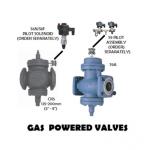 Gas Power Valve