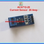 1x ACS712-20 Current sensor 20 Amp module