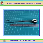 1x TZ2L9 Zero Phase Current Transformer CT 30A/50A