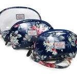 กระเป๋าจัด SET 3 ใบ ลายกรมดอกไม้