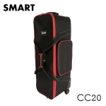 SMART CC20 Hard trolley bag for x3 mini studio flash