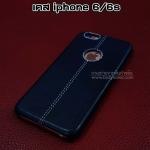 เคสหนัง iphone 6/6s สีน้ำเงิน VORSON Leather case