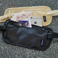 กระเป๋าคาดเอว + คล้องคอทรง