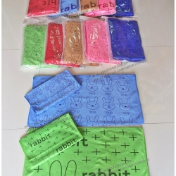 ขายส่ง ชุดเซทของขวัญ ผ้าเช็ดตัวนาโน+ผ้าเช็ดผมนาโน (แบบหนา) ส่ง 85 บาท (ุ60 ชุด)