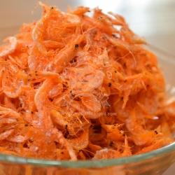 กุ้งแห้งฝอยส้ม