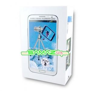 ราคาพิเศษ เลนส์เสริม เทเล ซูม 12x Samsung Galaxy Note3 พร้อมเคส ขาตั้ง มือถือ Len zoom 12x ใช้งานง่ายพกพาสะดวกสุดๆ