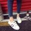 รองเท้า sneaker gucci หนัง pu นิ่ม thumbnail 5
