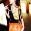 กระเป๋าแฟชั่น สีชมพู thumbnail 2