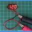 1x โวลต์มิเตอร์ดีซี 2.5-30Vdc สีแดง 0.36 นิ้ว สองสาย (Digital DC voltmeter) thumbnail 4