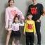 เสื้อครอบครัว ชุดครอบครัว พ่อ แม่ ลูก Collection Devil Beside You thumbnail 1