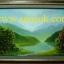 ภาพวิวภูเขา (ขายไปแล้วสั่งวาดใหม่ได้) thumbnail 2