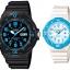 นาฬิกาคู่ นาฬิกาคู่รัก นาฬิกาคู่รัก ราคาถูก นาฬิกาเซตคู่ นาฬิกาข้อมือคู่ นาฬิกาข้อมือคู่รัก นาฬิกาคู่ นาฬิกา CASIO นาฬิกาคู่ สายยางเรซิน MRW-200H-2B กับ LRW-200H-2B ประกันศูนย์ 1 ปีเต็ม thumbnail 1