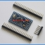 1x Arduino Promini ATMEGA328P-AU 5V 16Mhz module thumbnail 2