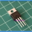 1x IRF2807 N-Channel 75V 82A 230W Power MOSFET IR IC thumbnail 4