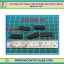 5x Female Pin Header 1x8 Pin Single Row Pitch 2.54mm (5pcs per lot) thumbnail 1