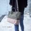 EASE - Daily Tote กระเป๋าผ้าแคนวาส + หนังวัวแท้ thumbnail 1