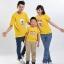 เสื้อครอบครัว ชุดครอบครัว พ่อ แม่ ลูก ลาย หมูน้อย น่ารัก ผลิตจากผ้าฝ้ายเนื้อนิ่มใส่สบาย thumbnail 2