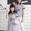 เสื้อครอบครัว ชุดครอบครัว ผ้าเนื้อนิ่ม มาครบ พ่อ แม่ ลูกสาว ลูกชาย : BaseballSet Collection thumbnail 4