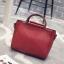 กระเป๋าแฟชั่น สีแดง thumbnail 6