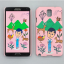 AURORE & DEER SNAP CASE FOR GALAXY NOTE 3 thumbnail 1