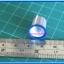 1x Volume Control Knob Blue Color (ลูกบิดสำหรับวอลลุ่ม) thumbnail 3