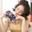 กระเป๋าสตางค์ Chalita wu สีน้ำตาล ลายช้าง thumbnail 4