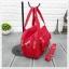 กระเป๋าเนื้อ kipling + สะพาย ใบเล็ก สีแดง thumbnail 2