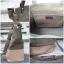 EASE - Daily Tote กระเป๋าผ้าแคนวาส + หนังวัวแท้ thumbnail 3