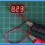 1x โวลต์มิเตอร์ดีซี 2.5-30Vdc สีแดง 0.36 นิ้ว สองสาย (Digital DC voltmeter) thumbnail 5