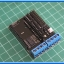 1x NodeMCU ESP8266 ESP-12E L293D Motor Drive Shield thumbnail 5