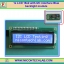 1x LCD 16x2 with I2C interface Blue backlight module thumbnail 1