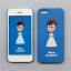 AURORE MON AMOUR SNAP CASE FOR IPHONE 5 V2 thumbnail 1