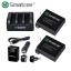 Smatree Replacement battery Full Set for Hero4 thumbnail 1