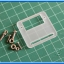 1x Acrylic Servo Mount Holder Bracket For SG90 Micro 9g Servo thumbnail 2
