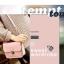 กระเป๋า สะพายข้าง ทรง vintage สีชมพู thumbnail 4