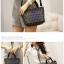 กระเป๋า Crystal mini matte กระเป๋าสไตล์เรียบแต่โก้ + สายยาวถอดได้ thumbnail 4