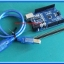 1x Arduino UNO R3 ATMEGA328P-AU development board + USB cable thumbnail 4