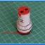 1x AD101-22VM ดิจิตอลเอซีโวลต์มิเตอร์ แรงดัน 12-500Vac สีแดง (AC Voltmeter) thumbnail 2