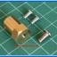 1x Brass Motor Shaft Coupling Coupler 6 mm (ข้อต่อแกนเพลา 6มม) thumbnail 3