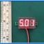 1x Mini Digital DC Voltmeter module 4.5-30 Vdc RED LED 7's Segment 2 Wires thumbnail 2