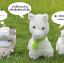 MiTU Alpaca Dolls - ตุ๊กตาอัลปาก้า MiTU thumbnail 3