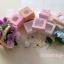 ซื้อ1+แถม1 : ผ้าพันคอ/ผ้าคลุมไหล่ Something-vivi โปรโมชั่นสุดพิเศษสำหรับวันแม่นี้เท่านั้น ของขวัญวันแม่ความหมายดีๆ พร้อมกล่องแพคเกจ ให้คนที่คุณรักและนับถือ รุ่น Tutti Blossom Organdi สี Violet ลักษณะเป็นผ้าแก้วสีม่วงอ่อนๆ สวยมาก ออกพาสเทลหน่อยๆ สำหรับสายห thumbnail 13